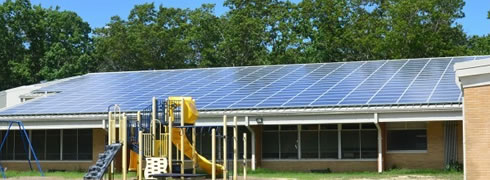 Solar power for Schools