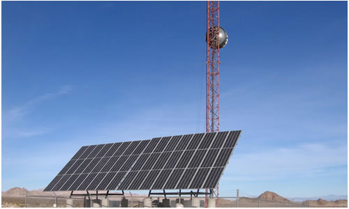 Solar Bts Telecom Solutions For South Africa