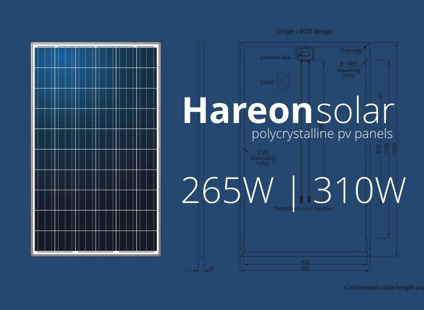 Solar PV Panel promotion