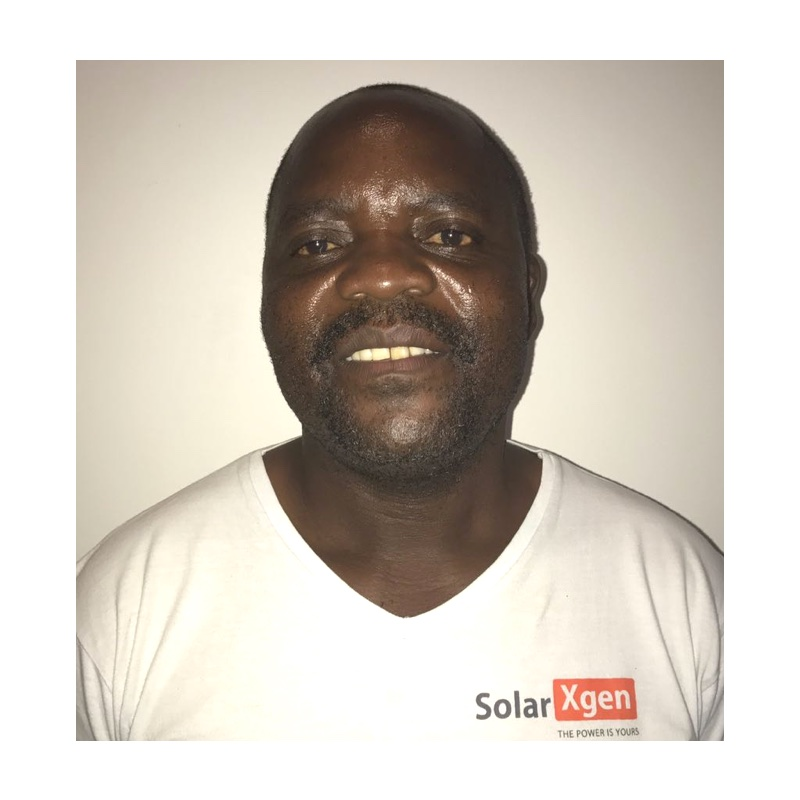 Elliot Chikonye (Structural Team Leader) - SolarXgen