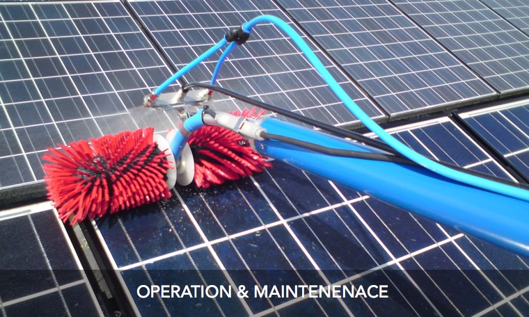 SolarXgen Operation & Maintenance of Photovoltaic Solar Systems
