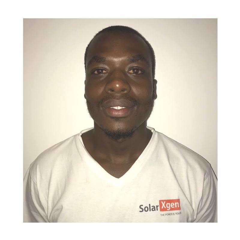 Tenashie Mutambisi (PV Team Leader) SolarXgen