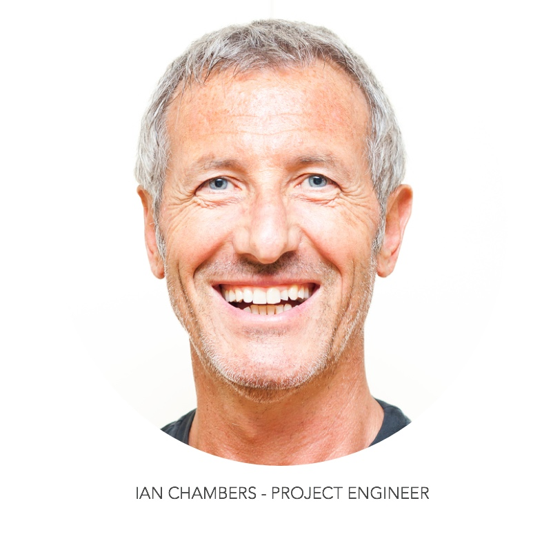 ian chambers - Solar Service Provider